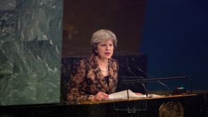 Theresa May's speech to the UN General Assembly 2017